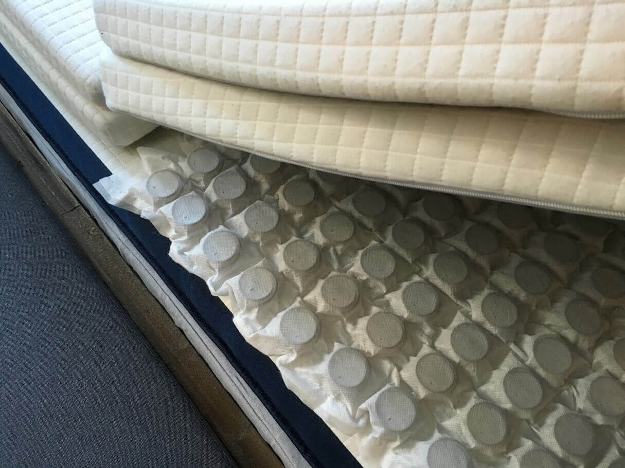 Helix Mattress Inside