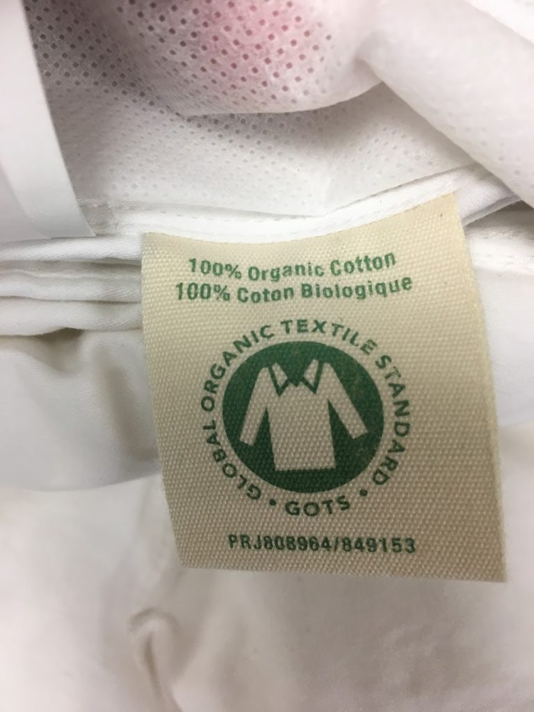 The Organic Cotton Down Comforter From Sol Organics The
